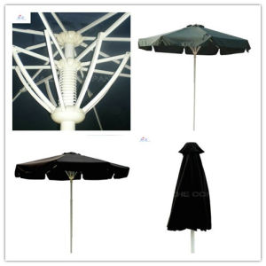 Hz-Um48 10ft Spring Umbrella Outdoor Umbrella Garden Patio Umbrella 3m 10ft Spring Umbrella Outdoor Umbrella Garden Umbrella Sun Umbrella Garden Parasol pictures & photos