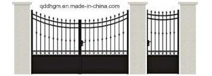 Wrought Iron Gate/Garden Gate/Countyard Iron Gate/Forged Wrought Iron Gate pictures & photos