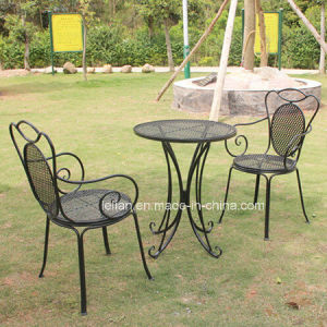 Home&Garden Metal Decorative Table and Chair pictures & photos