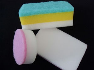Magic Sponge Foam Cleaning Kitchen Products China Sponge Factory Supplier