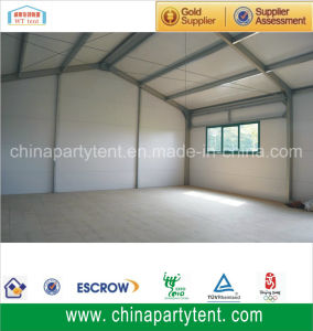 Aluminum Structure Solid Wall Outdoor Warehouse Tent