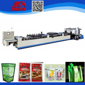 Stand-up Bag, Zipper Bag Making Machine (ZRZD-E600)