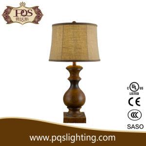 2014 Home Lighting, Brown Resin Table Lamp (P0081TA)