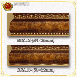 PS Picture Frame Moulding (BRA12-7, BRA13-7) pictures & photos