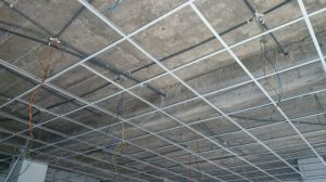 Galvanized Ceiling Grid Frame pictures & photos