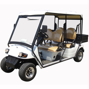 4 Seat Electric Golf Car with EEC Certification pictures & photos
