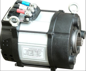 Battery Power Vehicle Motor (HPQ4.75-4)