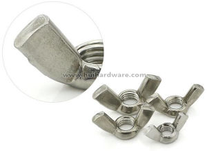 Stainless Steel Wing Nut Butterfly Nut (DIN315) pictures & photos