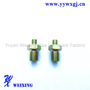 Straight Fitting Air Pump Fitting Hydraulic Fitting