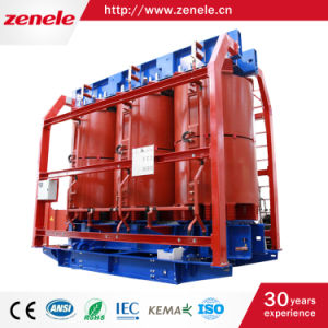 35/10kv Dry Type Cast Resin Power Transformer pictures & photos