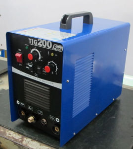 TIG-Series Inverter DC Welding Machine TIG200p pictures & photos