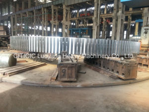 ISO 9001: 2008, BV, SGS High Frequency Quenching Girth Gear pictures & photos