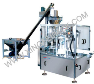 Autoamtic Pre-Made Bag Powder Filling Machine (XFG) pictures & photos