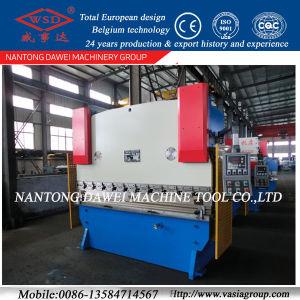 CNC Bending Machine with Delem Da41 Controls