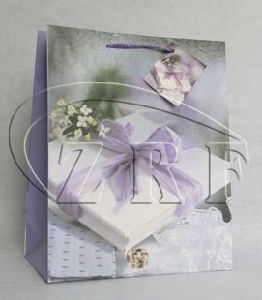 New Design Colorful Paper Printing Gift Bags pictures & photos