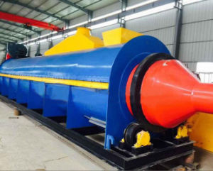 Tube Type Continuous Chicken Manure Dryer with Factory Price pictures & photos