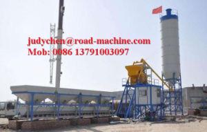 Mini Hzs25 Concrete Mixer Concrete Mixing Plant