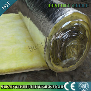 Aluminum Foil Facing Fiberglass Wool Blanket
