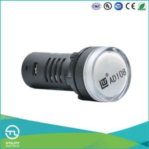 Utl Double Coulour Indicator Light LED Lamp Lighting Ad108-22ss pictures & photos