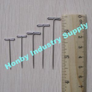 Various Sizes Rustproof Stainless Steel T Shape Insect Pin pictures & photos