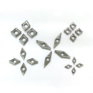 Carbide CNC Inserts for Processing Aluminum pictures & photos