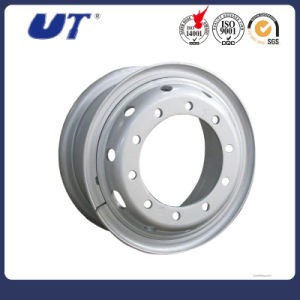 Tubeless Wheel Rims 22.5X6.75 Truck Trailer Spare Parts pictures & photos