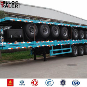 2016 New Transport 40FT Container Truck Trailer with Locks pictures & photos