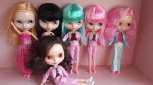 Cheap Blyth Doll for DIY Change Girl Plastic Doll pictures & photos