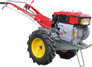 10HP Walking Tractor (SH101) pictures & photos