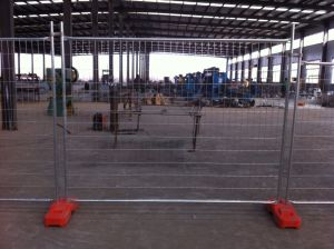 Hot Dipped Galvanized Temporary Fence Panels for Australia and New Zealand Market pictures & photos