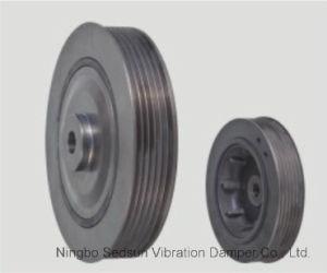 Crankshaft Pulley / Torsional Vibration Damper for Renault 8200545437 pictures & photos