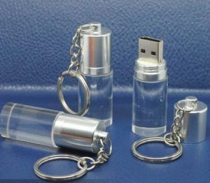 Crystal USB Drives for Promotional Gift pictures & photos
