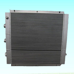 Air Compressor Parts Heat Exchanger Water Cooler Fan Aluminium Radiator pictures & photos