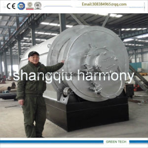 5 Ton Tire Pyrolysis Machine Recycling Used Tires pictures & photos
