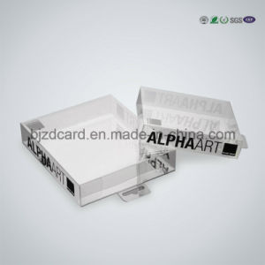 Plastic Packaging Box for Earphone Case pictures & photos