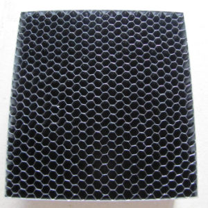 Metallic Honeycomb Substrate for Industrial Exhaust Gas Purification pictures & photos