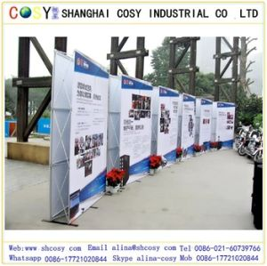 Trade Show Portable Aluminium Pop up Display Stand pictures & photos