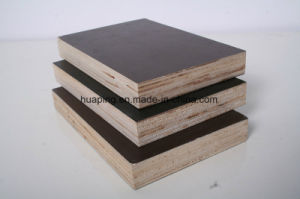Black Film Faced Plywood/Brown Film Faced Plywood pictures & photos