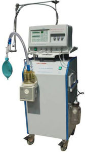 Med-V-300jii-a High Frequency Emergency Ventilator (with Air Compressor) pictures & photos
