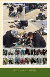 Big Size Hotest Used Shoes for Africa Market pictures & photos