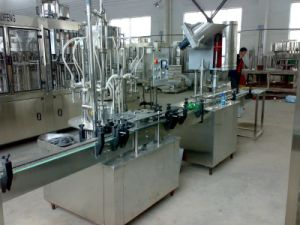 Alcohol Filling Machinery, Liquid Filler pictures & photos