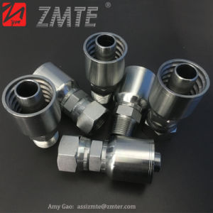 Manufacturer Hydraulic Fitting and Adapter Fitting pictures & photos