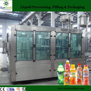 Monoblock Flavor Juice Bottling Machine pictures & photos