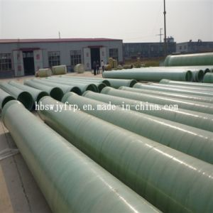 GRP Sewerage Pipe/FRP Winding Pipe pictures & photos