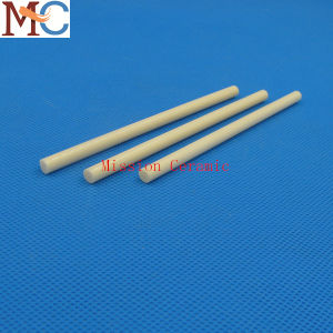 Ivory Surface Roughness Ra0.2um Refractory Alumina Ceramic Rod 3mm pictures & photos