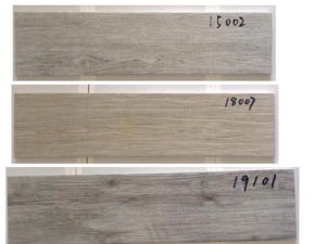 3D Inkjet Printing Porcelain Wood Plank Tile (150X600) pictures & photos