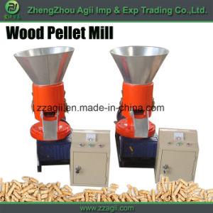 Portable Wood Pellet Mill Sawudst Pellet Maker Machine for Sale pictures & photos