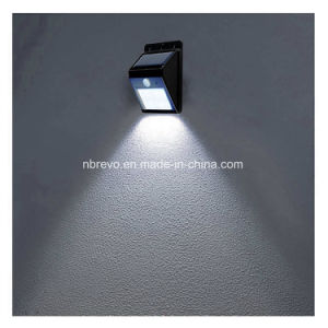 Solar Powered Voice Control & Motion Sensor Security Lights (RS2003-16V) pictures & photos