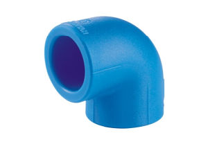 New PPR Water Supply Fittings Series Elbow pictures & photos