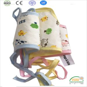 China Manufacturer 2017new Arrival Fancy Baby Fashion Organic Cotton Bibs pictures & photos